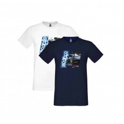 T-Shirt Track Sparco