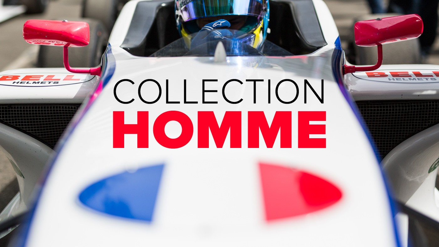 Collection Homme 2017